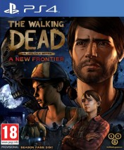 Cover The Walking Dead: The Telltale Series - A New Frontier