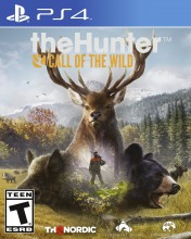 Cover theHunter: Call of the Wild