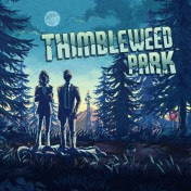 Cover Thimbleweed Park (PS4)