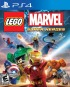 Cover LEGO Marvel Super Heroes per PS4