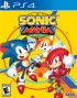 Cover Sonic Mania Plus per PS4