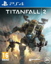 Cover Titanfall 2 (PS4)