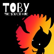 Cover Toby: The Secret Mine