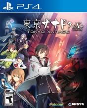 Cover Tokyo Xanadu eX+ (PS4)