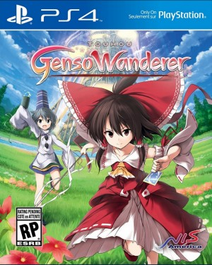 Cover Touhou Genso Wanderer