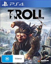 Cover Troll and I