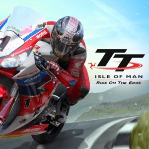 Cover TT Isle of Man: Ride On The Edge