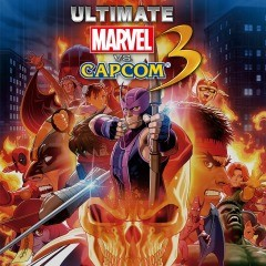 Cover Ultimate MARVEL VS. CAPCOM 3