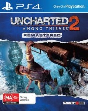 Cover Uncharted 2: Il Covo dei Ladri Remastered