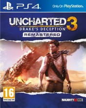 Cover Uncharted 3: L'inganno di Drake Remastered