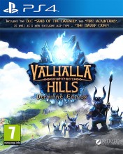 Cover Valhalla Hills: Definitive Edition