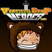 Cover Vertical Drop Heroes HD (PS4)