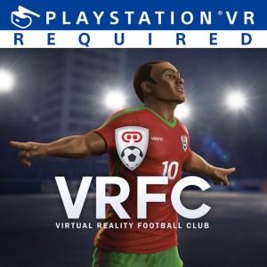 Cover VRFC Virtual Reality Football Club