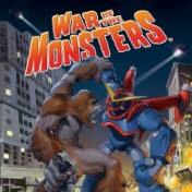 Cover War of the Monsters