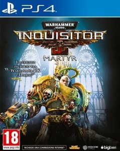 Cover Warhammer 40,000: Inquisitor - Martyr