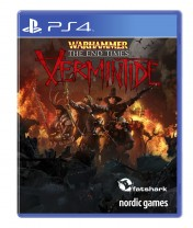 Cover Warhammer: End Times - Vermintide
