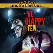 Cover We Happy Few