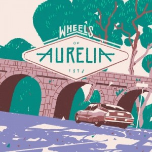 Cover Wheels of Aurelia (PS4)