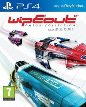 Cover WipEout: Omega Collection (PS4)