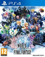Cover World of Final Fantasy (PS4)