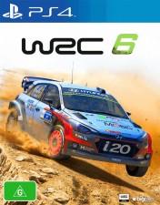 Cover WRC 6: FIA World Rally Championship (PS4)