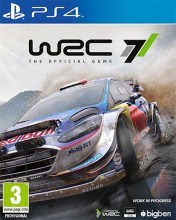 Cover WRC 7