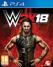 Cover WWE 2K18