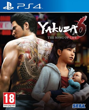 Cover Yakuza 6: The Song of Life