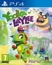 Cover Yooka-Laylee (PS4)