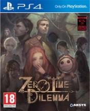 Cover Zero Escape: Zero Time Dilemma