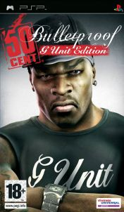 Cover 50 Cent: Bulletproof G Unit Edition