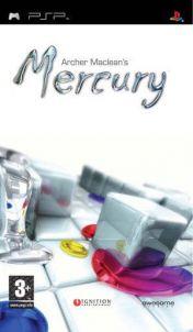 Cover Archer Maclean's Mercury