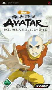 Cover Avatar: The Last Airbender
