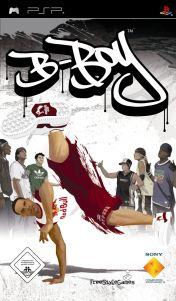 Cover B-Boy