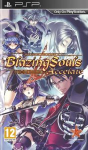 Cover Blazing Souls: Accelate