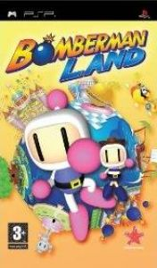 Cover Bomberman Land