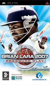 Cover Brian Lara 2007 Pressure Play