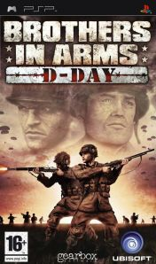 Cover Brothers in Arms: D-Day
