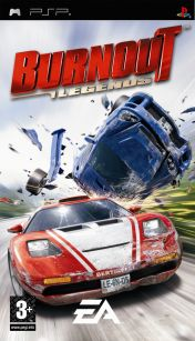 Cover Burnout Legends