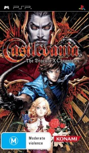 Cover Castlevania: The Dracula X Chronicles
