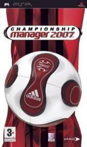 Cover Championship Manager 2007
