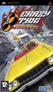 Cover Crazy Taxi: Fare Wars