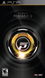Cover DJ Max Portable 3