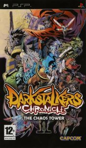 Cover Darkstalkers Chronicle: The Chaos Tower (PSP)