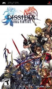 Cover Dissidia: Final Fantasy (PSP)