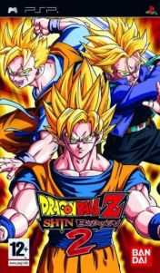 Cover Dragon Ball Z: Shin Budokai - Another Road