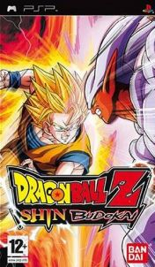 Cover Dragon Ball Z: Shin Budokai