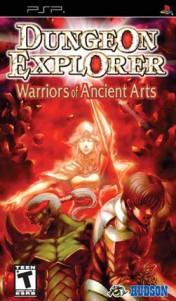 Cover Dungeon Explorer: Warriors of Ancient Arts