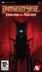 Cover Dungeon Siege: Throne of Agony