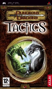 Cover Dungeons & Dragons Tactics